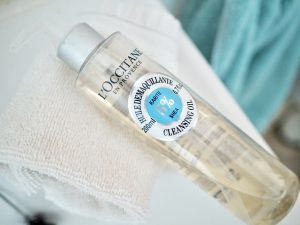 L'Occitane Shea Cleansing Oil